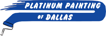 Platinum Painting of Dallas logo